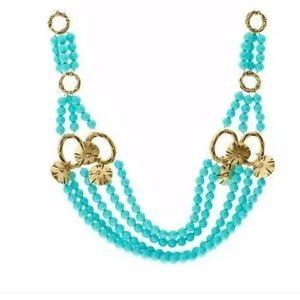 ⭐️5/25⭐️Rachel Zoe LUXE 3 Strand Bead Necklace